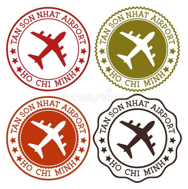 Tan Son Nhat Airport Ho Chi Minh libre illustration