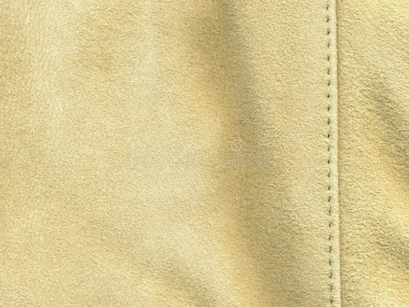 Download Tan suede with stitching stock photo. Image of stiching - 7897602