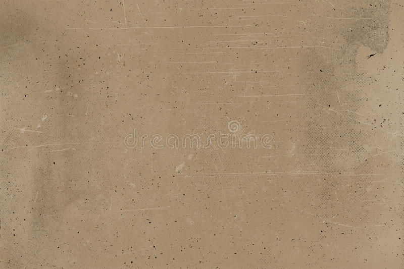 Download Tan Vintage Grunge Background Stock Image