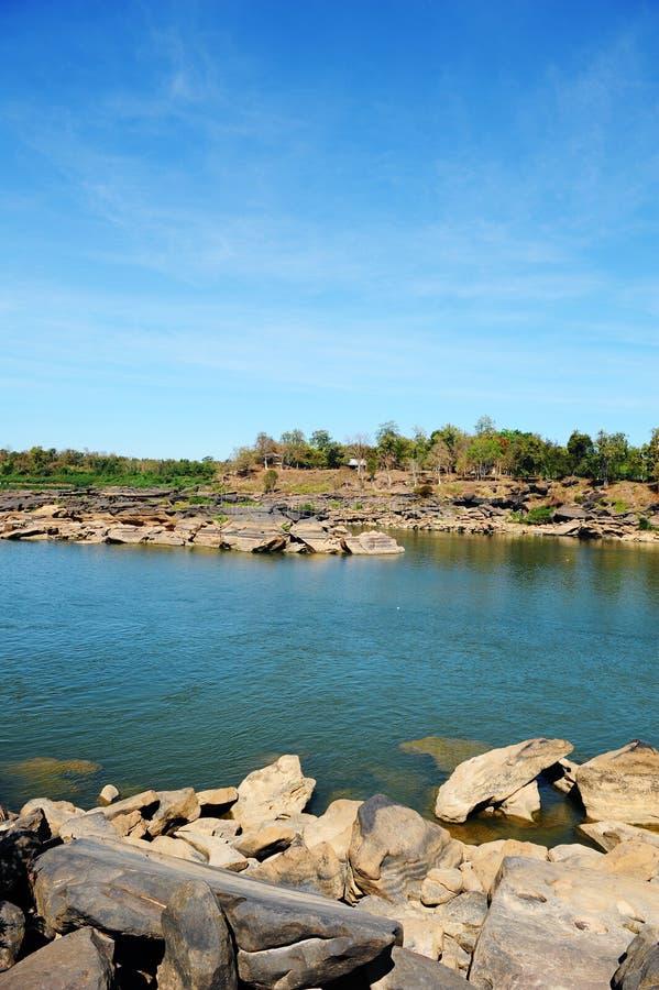 Tana Rapids stockbilder