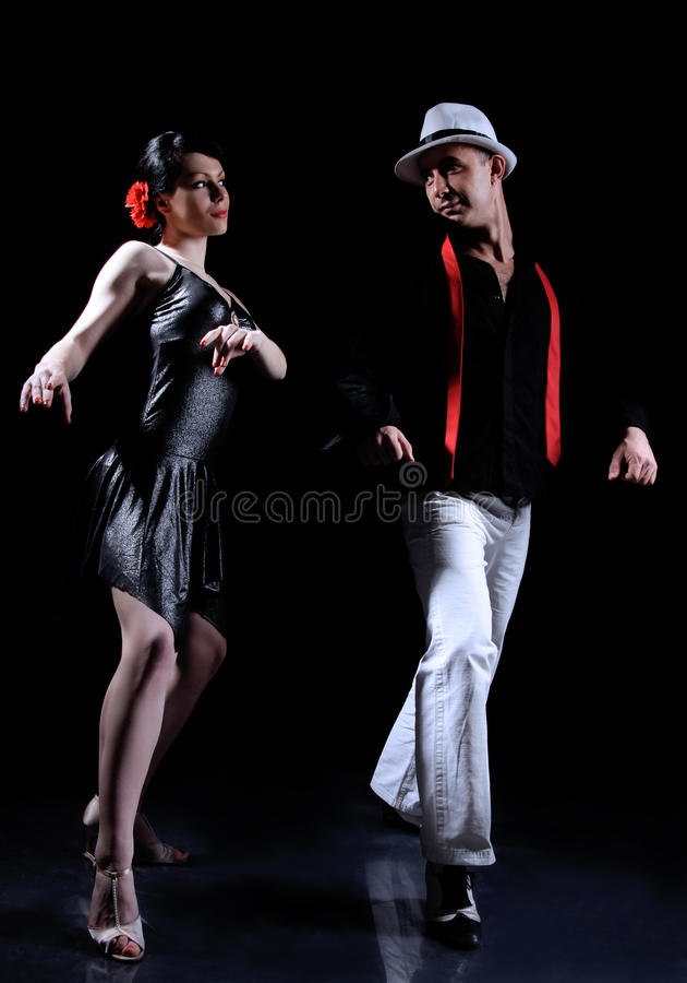 tana tango obraz stock