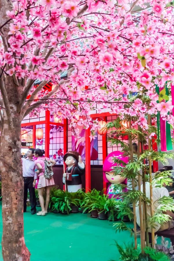 Tanabata festiwal obrazy stock