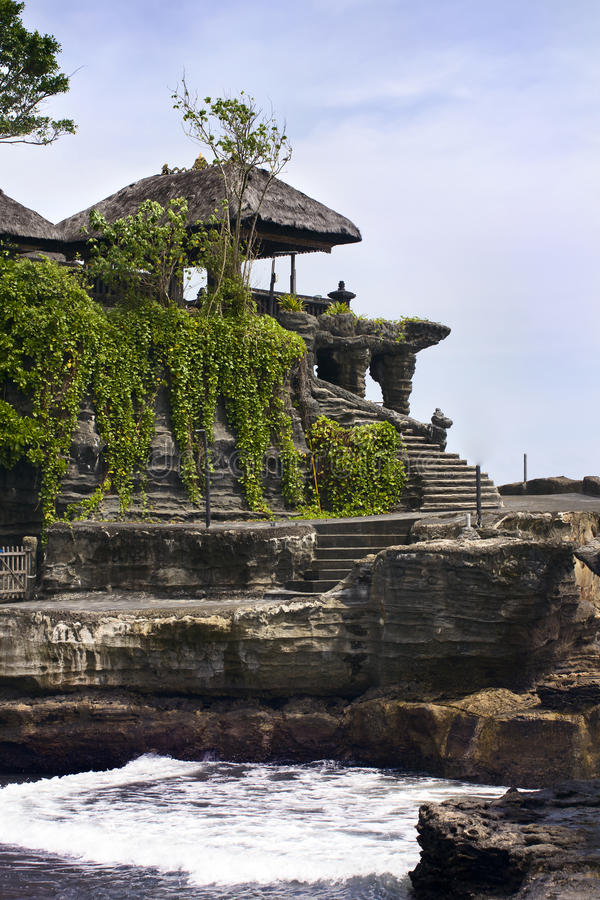 Tanah Lot lizenzfreie stockfotos
