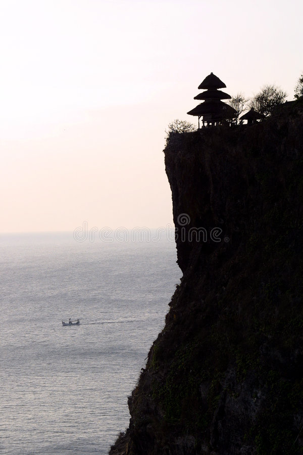 Download Tanah Lot, Bali Indonesia stock photo. Image of beach - 1005122