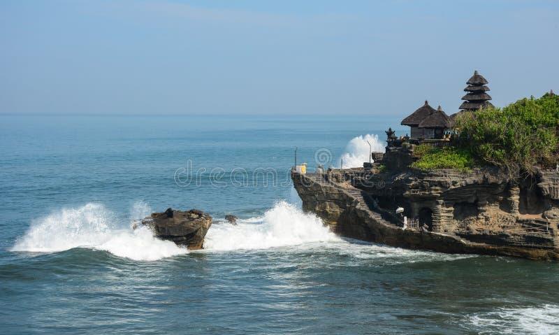 Tanah Lottempel in Bali, Indonesien lizenzfreies stockfoto