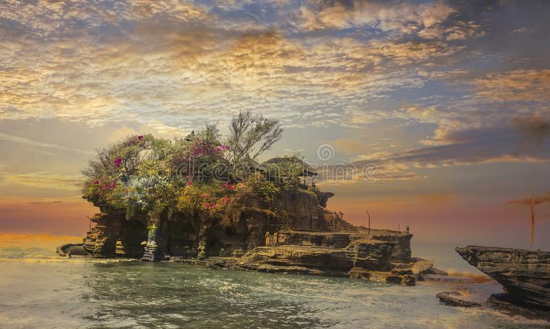 Tanah udział - Bali, Indonezja zdjęcie royalty free