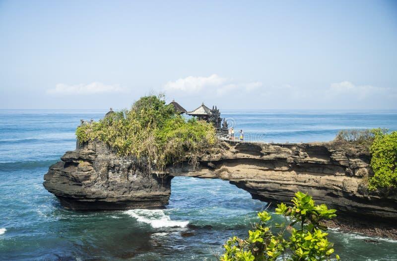 Tanah udział, Bali. Indonezja zdjęcie stock