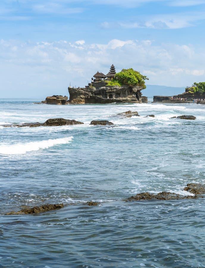 Tanahpartij, Bali royalty-vrije stock afbeeldingen