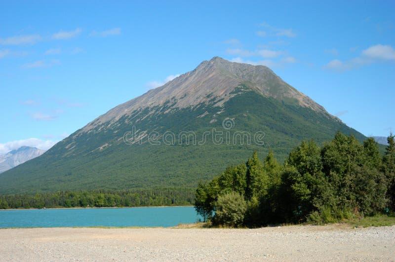 Tanalian Mountaintop royalty free stock photo