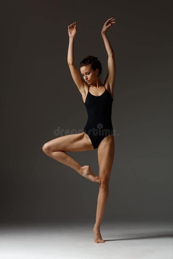 tancerka nowoczesnego zdjęcie stock