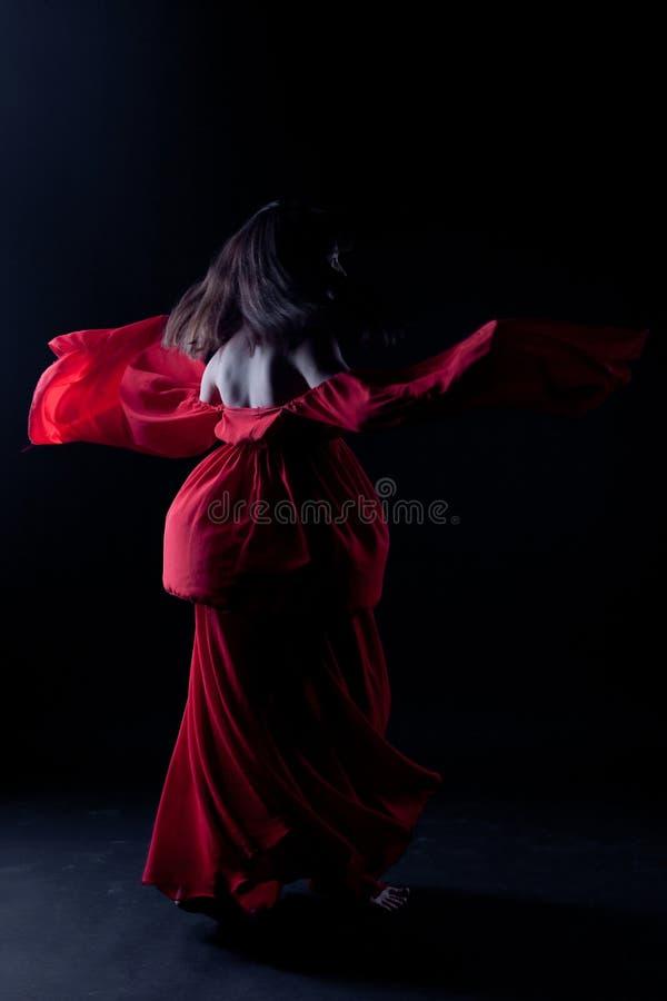 Tancerz obraz royalty free
