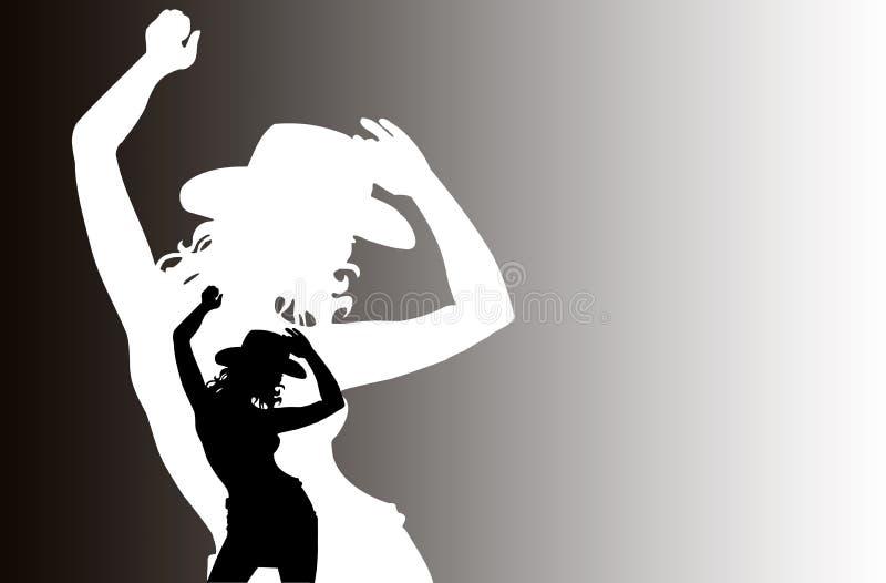 Tancerz ilustracji