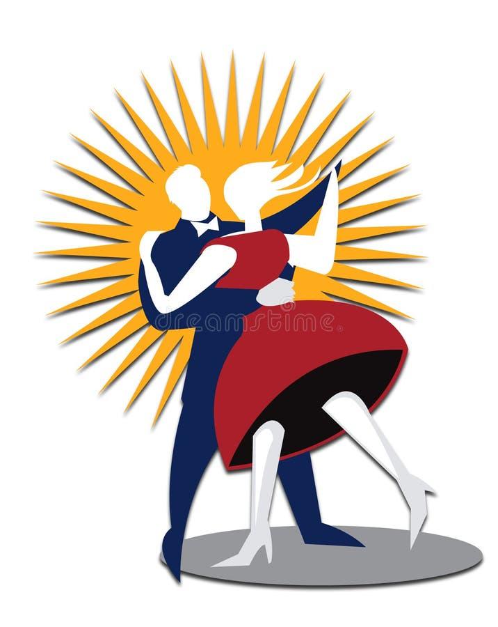 tancerz ilustracja wektor