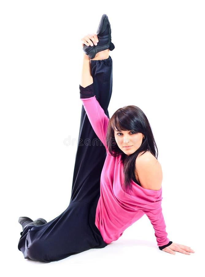 tancerz dziewczyna obraz stock