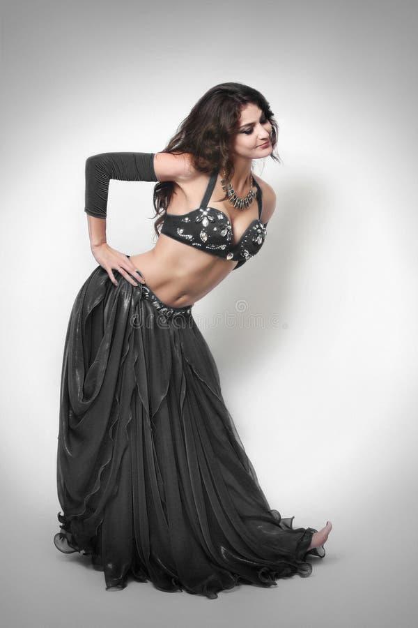 tancerz kobieta smokingowa orientalna obrazy stock