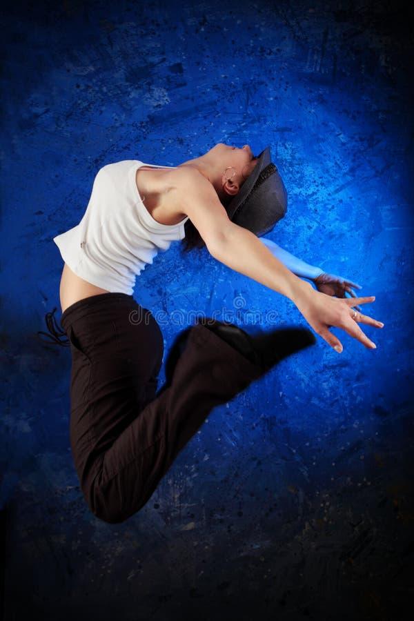 tancerz nikły zdjęcie stock