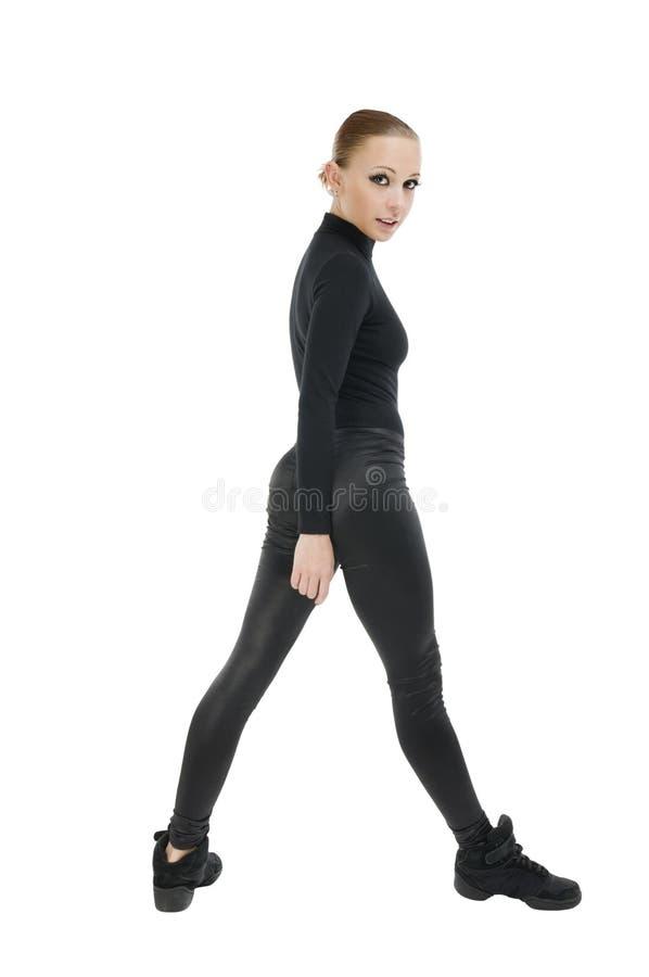 tancerz nowożytny zdjęcia stock