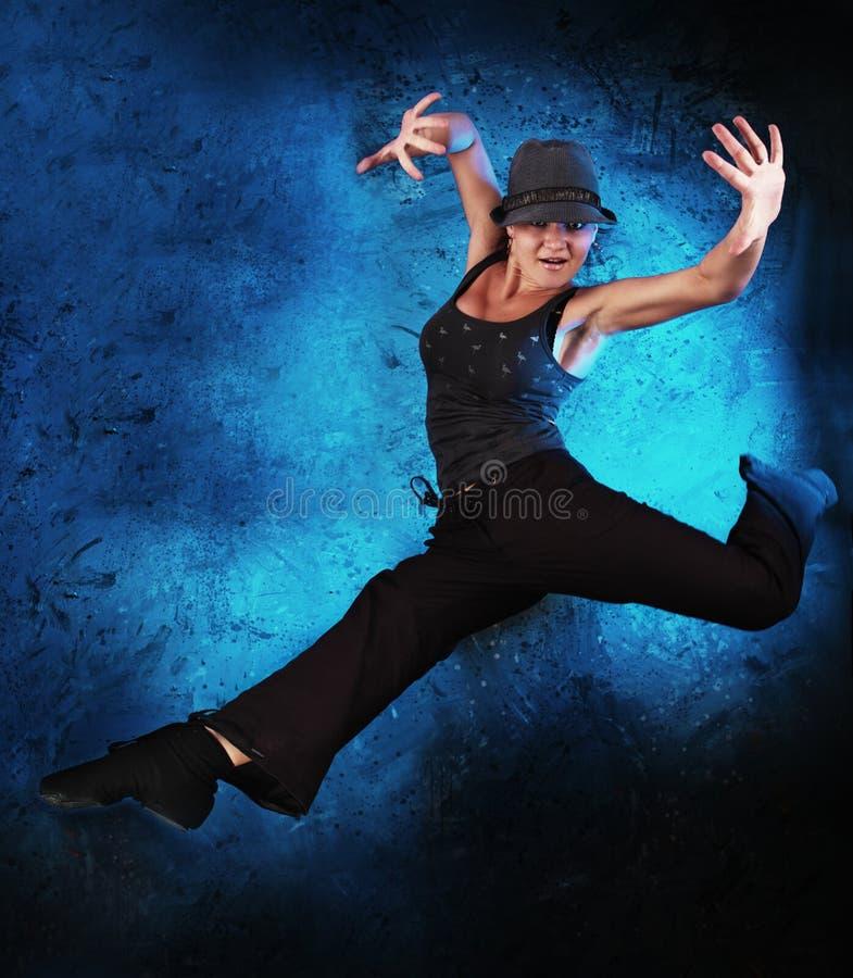 tancerz nowożytny obraz stock