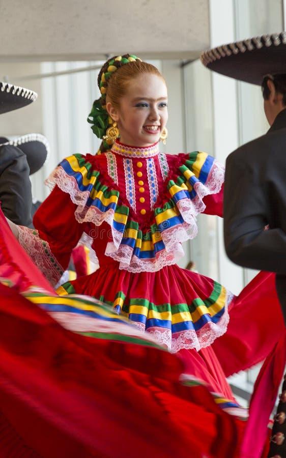 tancerz tradycyjny zdjęcia stock