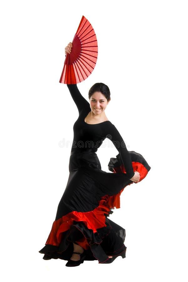 tancerza dziewczyny potomstwa obraz stock