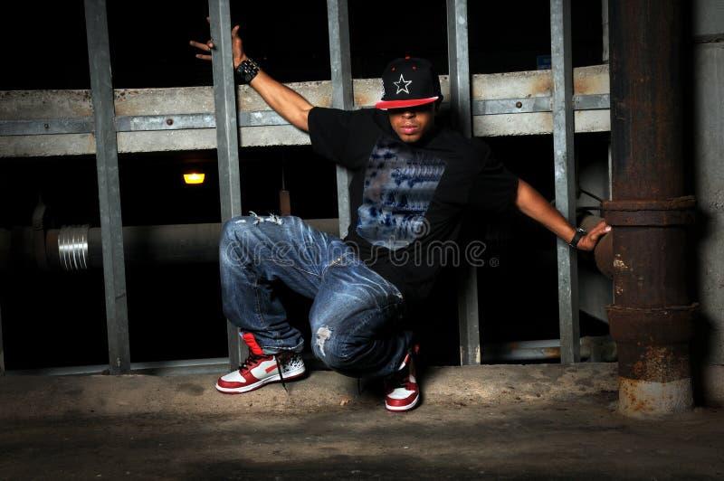 tancerza hip hop fotografia royalty free