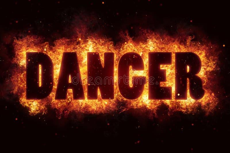 Tancerza ogienia płomieni oparzenie teksta wybuch wybucha fotografia stock