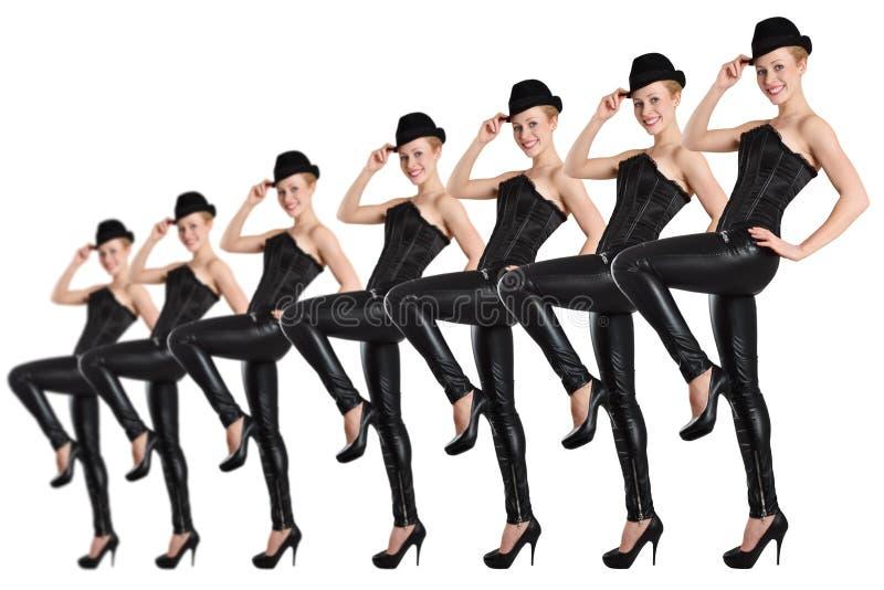 Download Tancerza Przedstawienie Obraz Stock - Obraz: 24672401