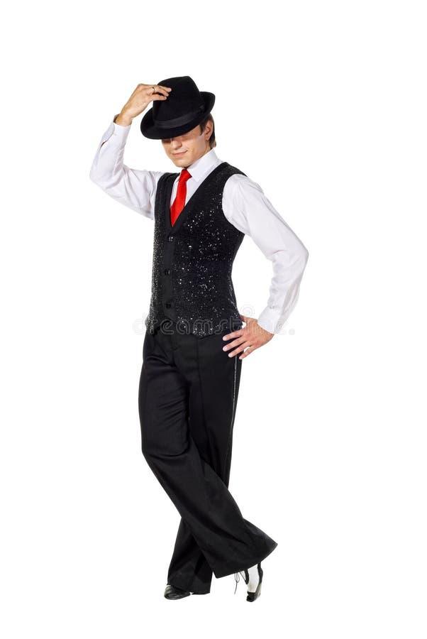 tancerza tango obrazy stock