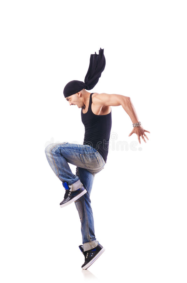 Tancerza Taniec Obraz Stock