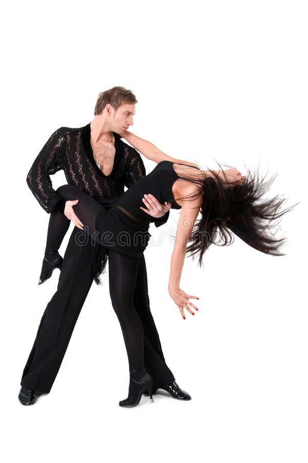 tancerze zdjęcia royalty free
