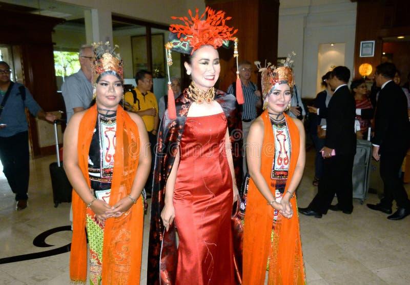 tancerze tradycyjne fotografia stock