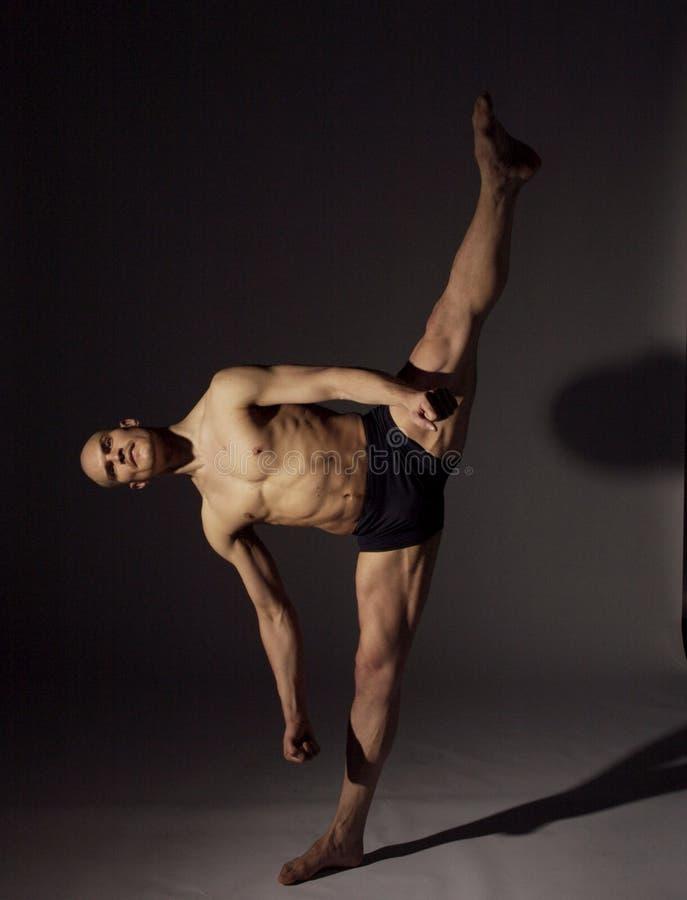 tancerzem. obraz stock