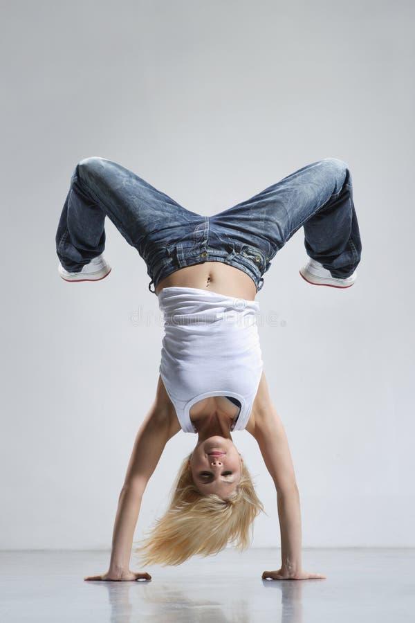 tancerzem. zdjęcie stock