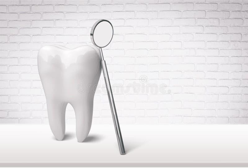 tandarts stock illustratie