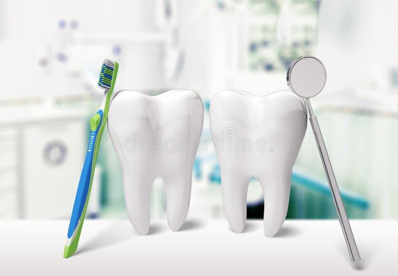 tandarts royalty-vrije stock fotografie