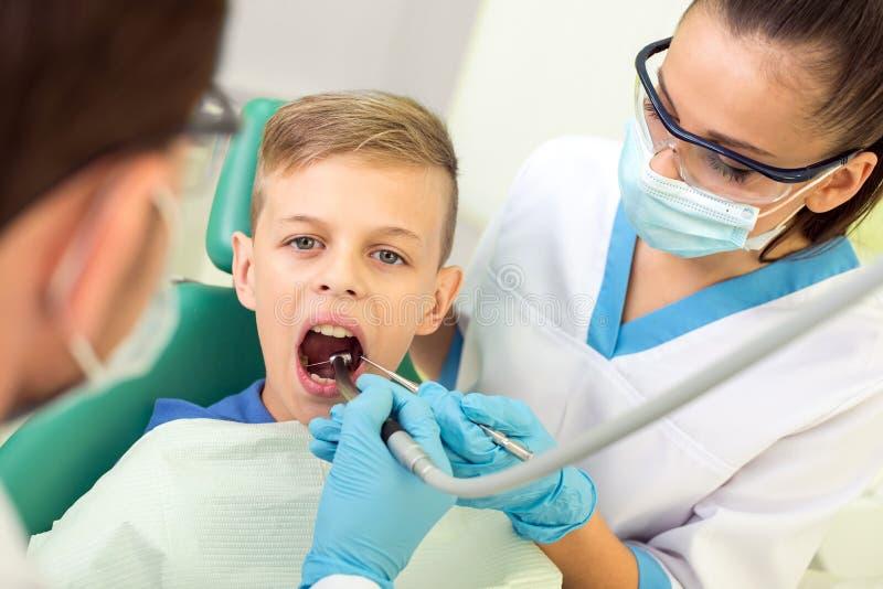 tandarts stock afbeelding