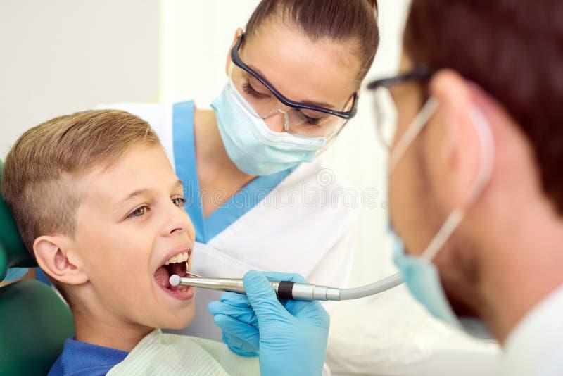 tandarts royalty-vrije stock afbeeldingen