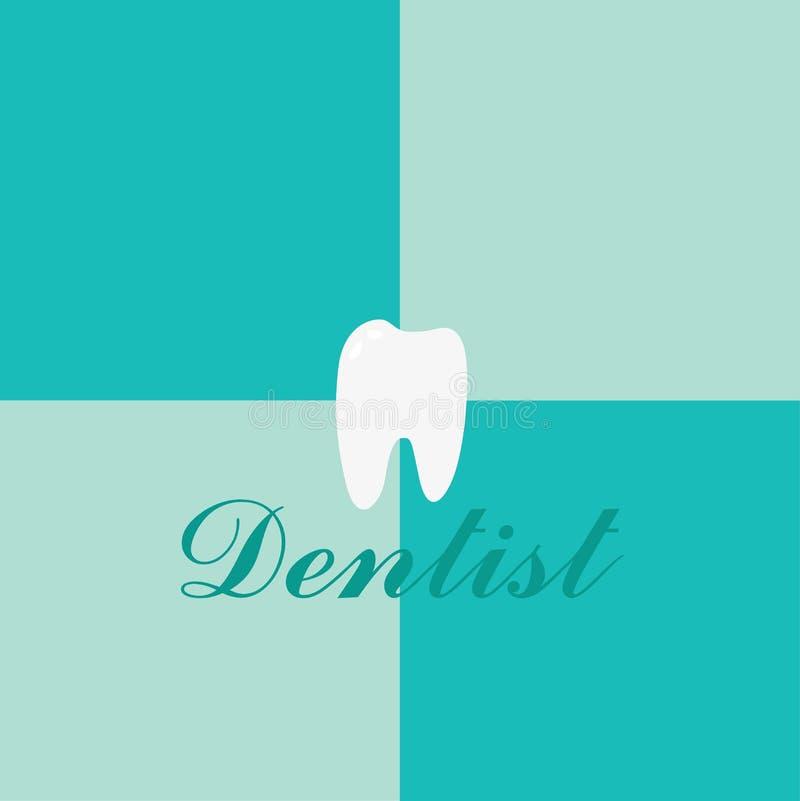 tandarts vector illustratie
