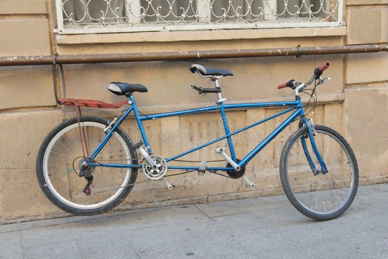 Tandem Bike royalty free stock images