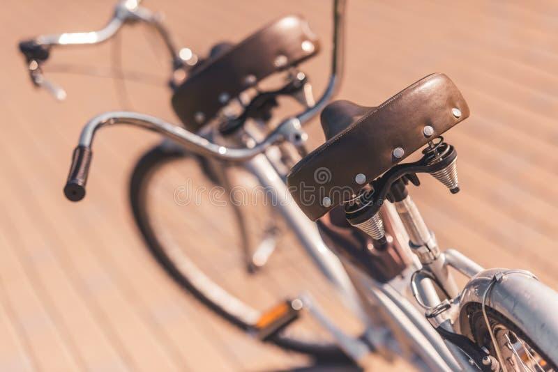 Tandemowy bicykl zdjęcie stock
