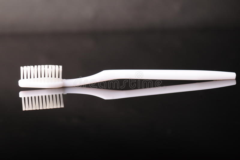 Tandenborstel stock foto