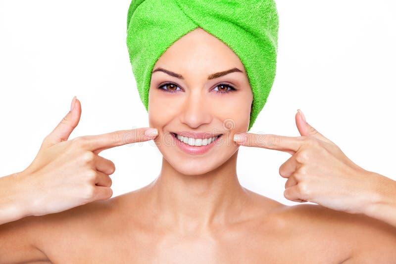 Tandenzorg stock foto's