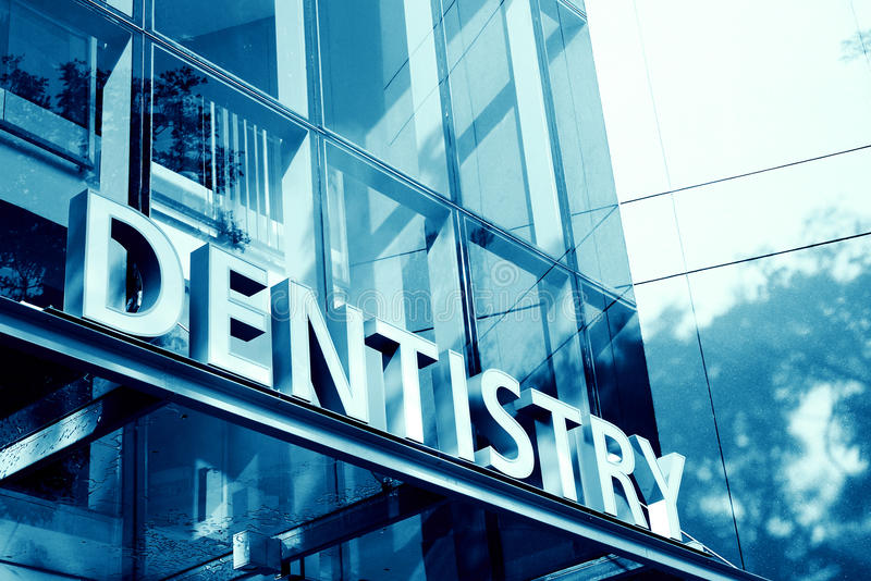 Tandheelkunde stock foto