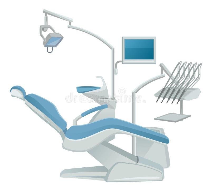Tandheelkunde royalty-vrije illustratie