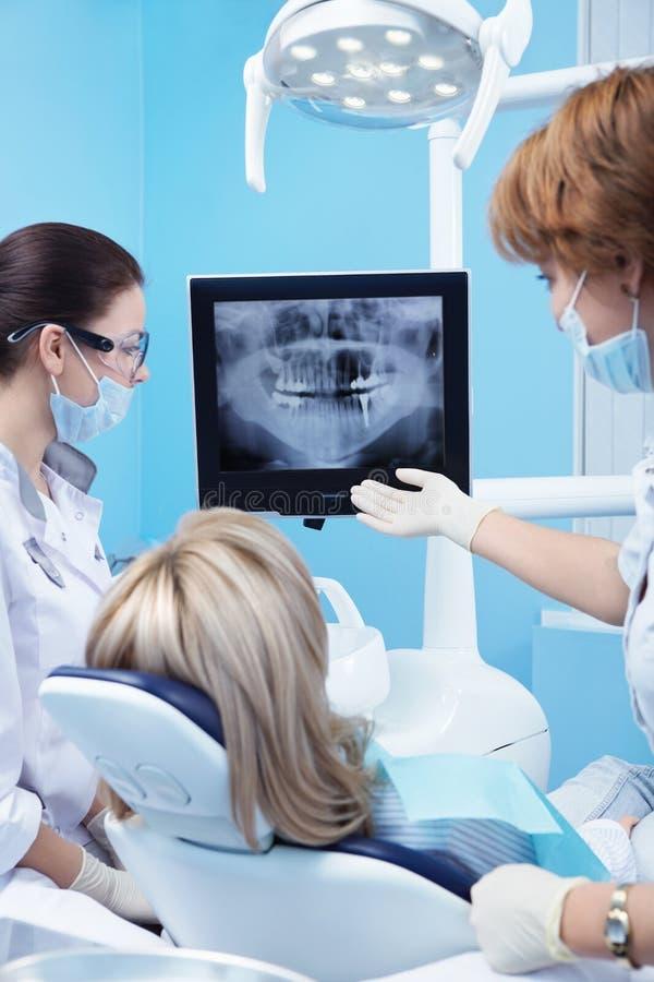 Tandheelkunde royalty-vrije stock foto's