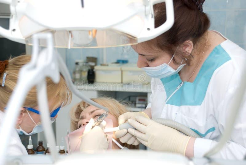 Tandheelkunde royalty-vrije stock foto