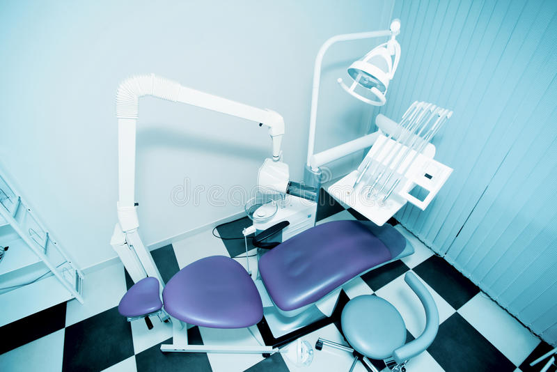 Tandläkarekontor arkivfoton