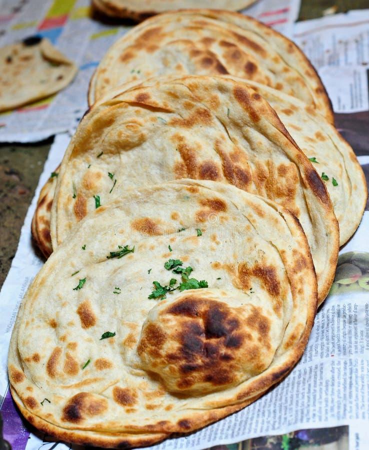 Tandoori Roti zdjęcie royalty free