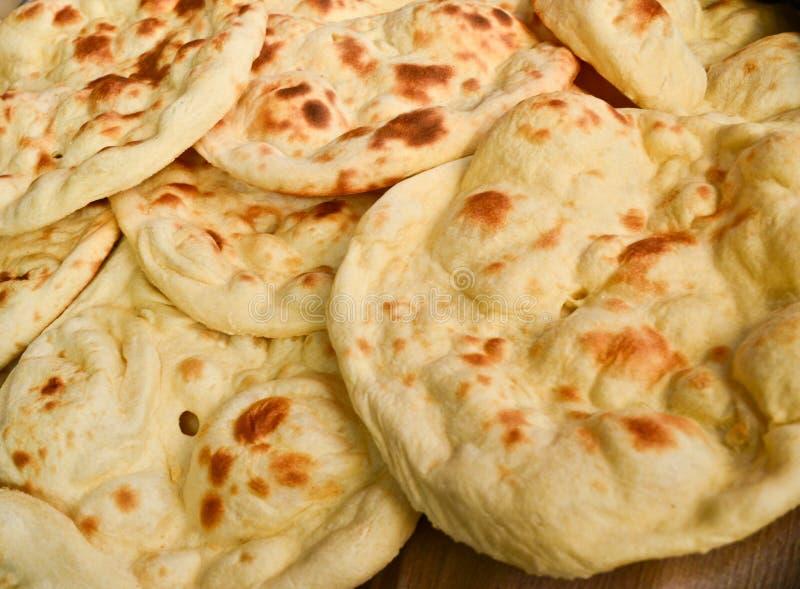 Tandoori Roti fotografia stock