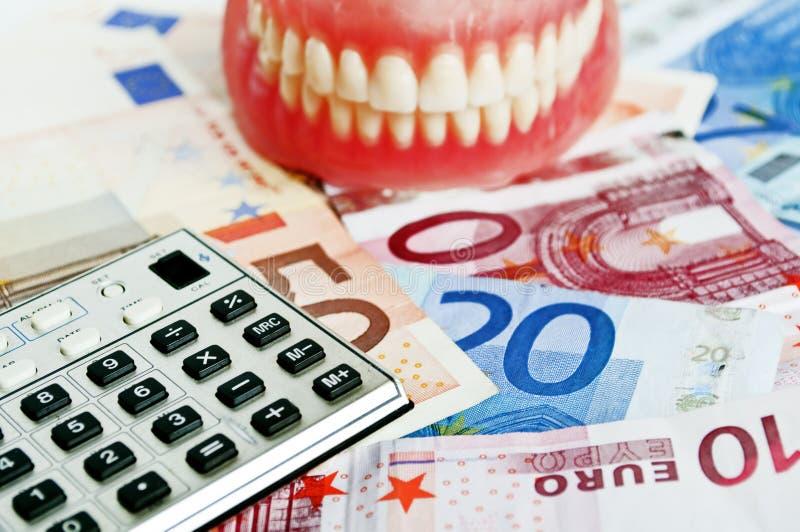 tandvårdsförsäkring royaltyfri fotografi